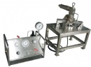 Safety Relief Valve Test Bench