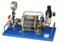 Gas Booster Power Unit